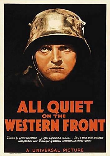 Poster affiche Niente di Nuovo sul Fronte Occidentale Classic Original Movie