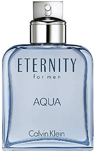 Calvin Klein Eternity for Men AQUA Eau de Toilette, 6.7 Fl. Oz.
