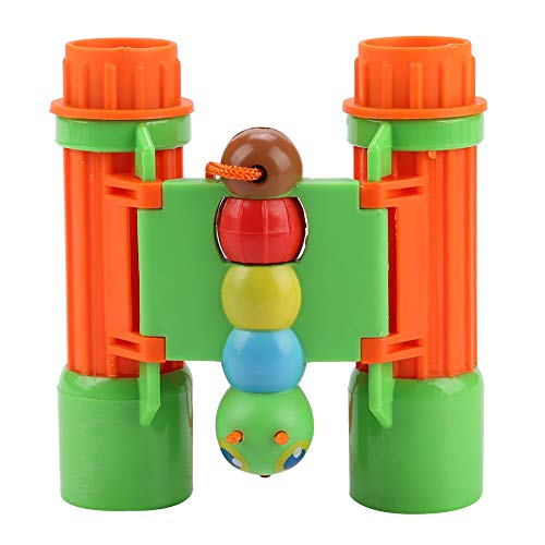 Yinuoday Kids Binoculars, Telescope for Children Fun Little Toys Best Gifts for 3 Year Old Boy & Girls Educational Toys for Kids Bird Watching Travel Camping