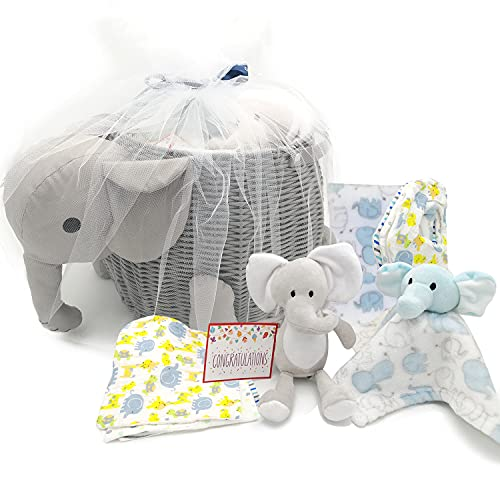 Baby shower elephant gifts