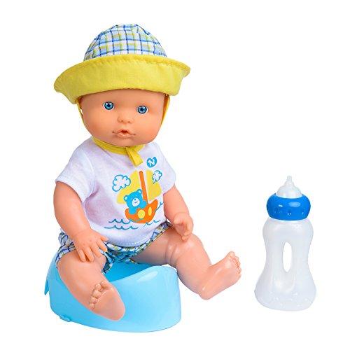 Nenuco - Muñeco bebé Que Hace pipí, versión niño (Famosa 700012665 ) , color/modelo surtido