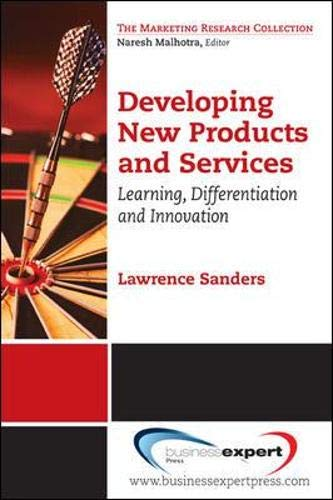 Developing New Products and Services (Marketing Research Collection)