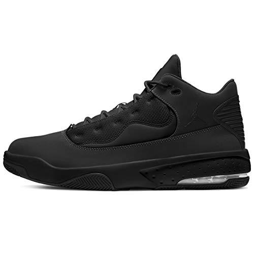 Nike Jordan MAX Aura 2, Zapatillas de básquetbol Hombre, Negro, 40 EU