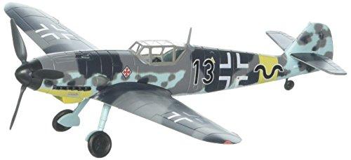 Busch 25060 Plane Bf 109 G2 Jagdflieg HO Military Model Scale Military Model
