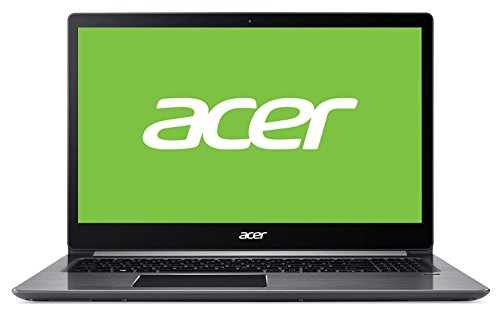 Acer Swift 3 SF314-52 14-inch Laptop (7th Gen i3/4GB/256GB/Linux/Integrated Graphics), Silver