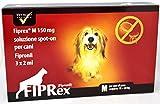antipulci cane fialette antipulci cane antipulci e zecche per cani cane pipette antiparassitario cani 10 20 kg pipette antipulci cani piccola MEDIA taglia
