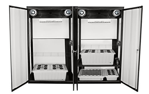 SuperCloset SuperTrinity LED Grow Cabinet
