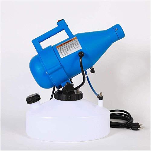 FHUILI ULV nébulisateur électrique Désinfectant Pulvérisateur Machine - 5L électrique Pulvérisateur ULV Brumiseur Désinfectant - pour l'école hôpital, désinfection, Nettoyage