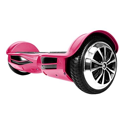 Swagtron T380 Hoverboard - Bluetooth Speaker & Lights, Personalize Experience...