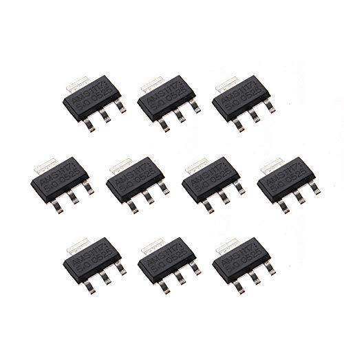 1117 voltage regulator - 9