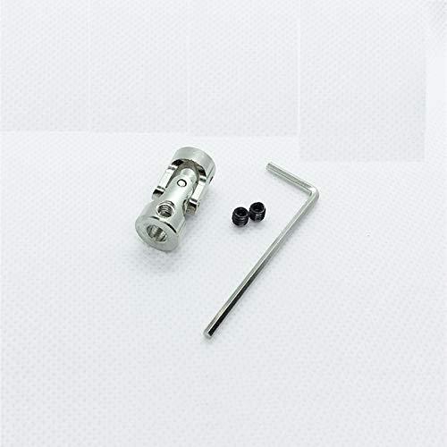 XBaofu 1pc 2/2,3/3 / 3,17/4/5/6/8/10 mm de Accesorios Conjunto Conector metálico Barco...