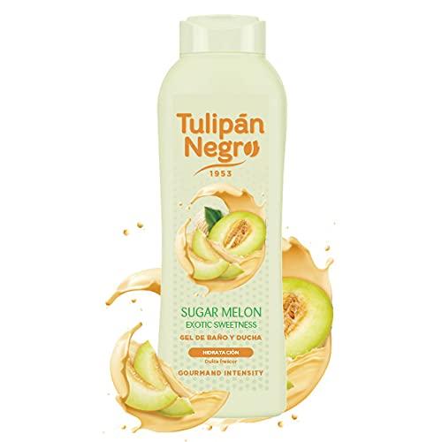 Tulipán Negro Tulipán Negro,Gel Sugar Melon, Hidratante Dulce Frescor, 720 Ml X 6 Uds 720 ml