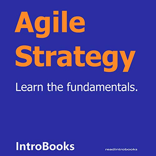 Agile Strategy  By  cover art