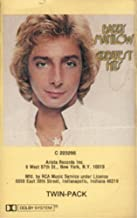 Barry Manilow Greatest Hits [Twin-Pack Audio Cassette - Equivalent To Two Records] [Dolby]