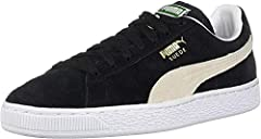 Suede sneaker with Formstrip overlay featuring lace-up vamp and padded collar and tongue
