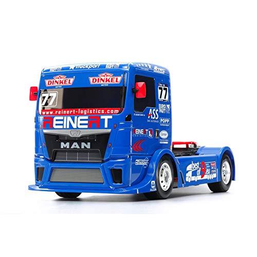Tamiya 58642–'1: 14RC Team Reinert RAC. Man TGS TT 01E Veicolo