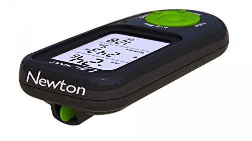 Newton+ Power Cycling Computer Potenciometro Ciclismo/MTB/Triathlon, Blanco, Talla Única
