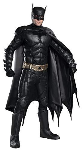 Charades Men's DC Comics Dark Knight Batman Costume, Medium