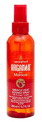 Lee Stafford Argan Oil from Morocco Heat Defence Spray 200ml