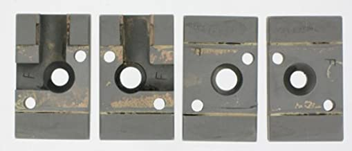 "product image for Hemsaw Side Guide Carbides""F"" 3 Hole per Set of 4"