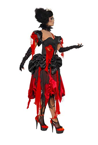 SMIFFYS Smiffy's Costume Donna Queen of Hearts