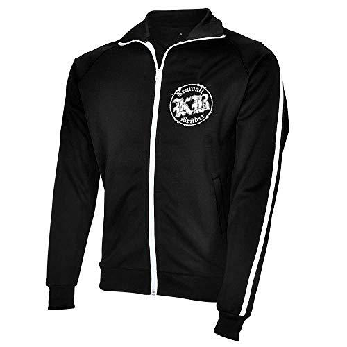 Krawallbrüder - Logo Girl, Trainingsjacke [schwarz] Größe M