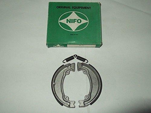 Mâchoires de Frein Nifo C 246 130 x 30 pour Honda XL 600 V transalp 87 – 90