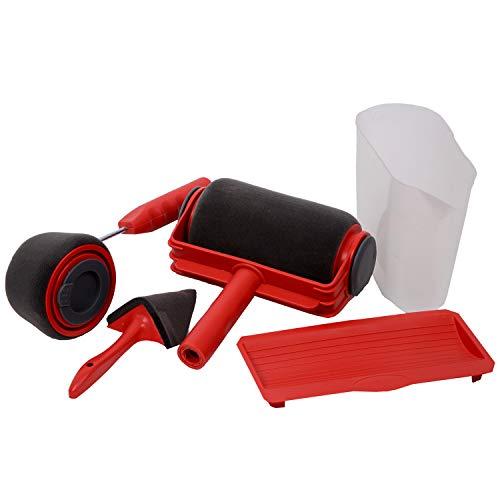 Paint Racer Pro Plus sans coutures + Lot d'accessoires - Rouleau de...
