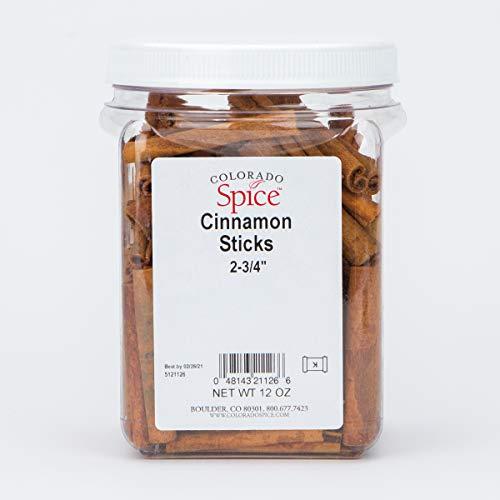 Cinnamon, Sticks
