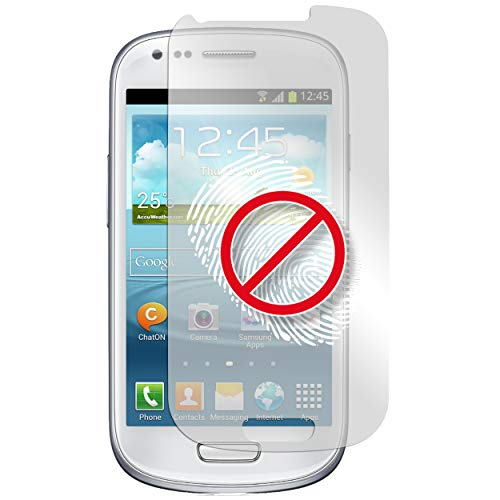 Puro SDAI8190SG - Lámina protectora de pantalla para Samsung Galaxy S3 Mini