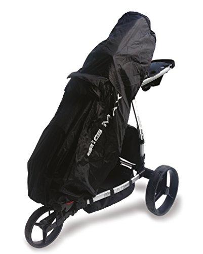 BIG mAX housse rainsafe sac de golf Noir
