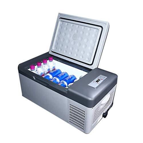 Tinbg Draagbare koelkast/diepvrieskast, compacte auto, mini-koelkast, elektrische koeler, reizen, picknick in de open lucht. (Maat: 20l)