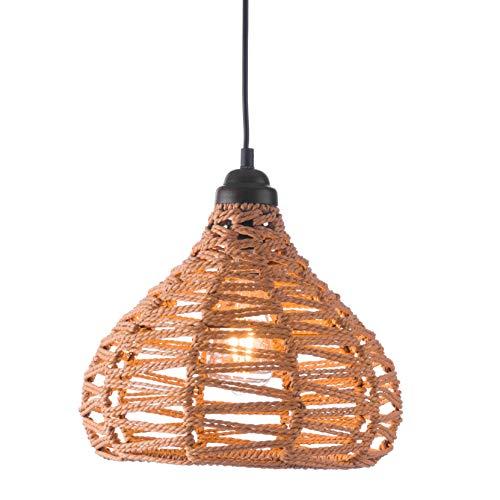 Zuo Modern nezz–Lámpara de Techo, Natural