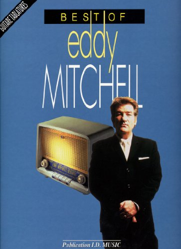 Best of Eddy Mitchell [Partition & Guitare tablatures]