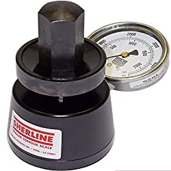 Sherline Hydraulic Tongue Weight Scale LM-5000 Latest Release DISPLAYS Both 0-5000lb. Very Stable and 0-2250 Kg.