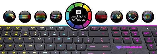 Product Image 1: Cougar Vantar Gaming Keyboard