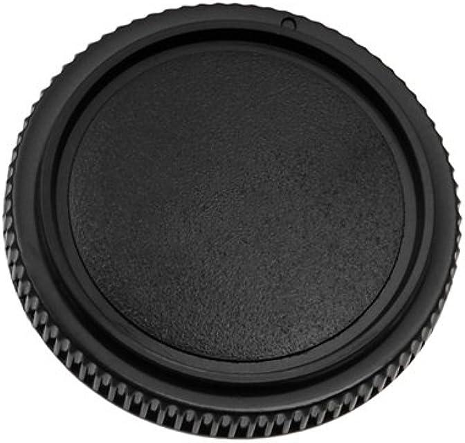 Fotodiox - Tapa para cámaras Canon FD y FL compatible con cámaras Canon F-1 FTb FTbn EF TLb TX F-1n AE-1 AT-1 A-1 AV-1 F-1 AE-1 Program AL-1T50 T70 T80 T90 y T60