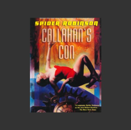Callahan's Con audiobook cover art