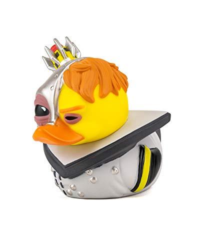 TUBBZ Crash Bandicoot Dr N Gin Collectible Rubber Duck Figurine – Official Crash Bandicoot Merchandise – Unique Limited Edition Collectors Vinyl Gift