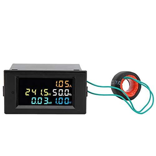 AC LED Stromüberwachung Spannung Strom Voltmeter Amperemeter Multifunktions-Energietester SPM003(AC380V)