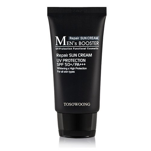TOSOWOONG hommes booster crème solaire 45ml spf5 pa +++ hommes crème solaire cosmétiques 45ml