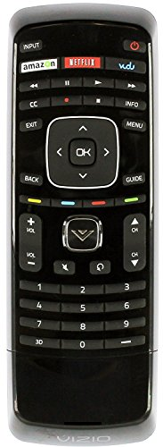 VIZIO New Xrv1tv 3D Tv Remote Control with Keyboard fit for vizio Smart