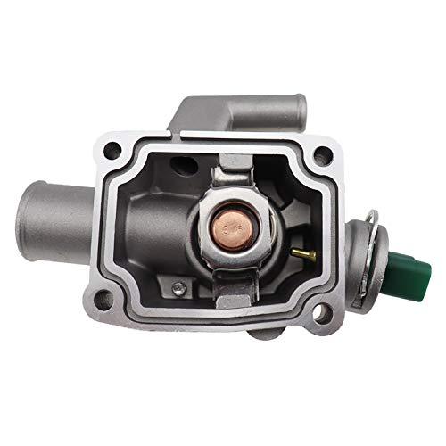 LinYom 1336.Z0,1336Z0 Termostato De Refrigerante del Motor con Carcasa/Ajuste para - Peugeot/Partner 206/207/307/308/1007 / FIT FOR - Citroen / C2 C3 C4