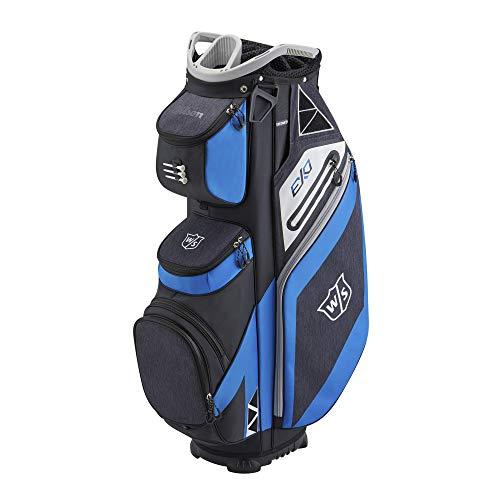 Wilson Staff Sac de golf, EXO Cart Bag, Sac Trolley,...