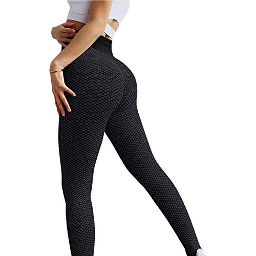 Famous Tiktok Leggings Butt Lift High Waist Yoga Shorts for Women,Workout Scrunch Booty Lifting Leggings Tights