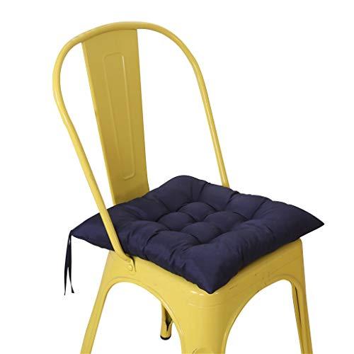 Hongfago Gartenstuhl-Kissen Sitzkissen Lounge Sitzkissen, Rückenkissen für Euro-Paletten-Sofa, Circa 40 x 40 cm