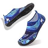 FELOVE Calzado para Mar y Deportes Acuáticos Unisex Adultos,Secado Rápido Natación Zapatos,Coral...