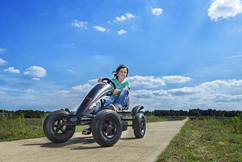 BERG Kettcar Black Edition BFR Special Gokart - 2