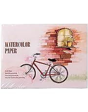 BANGNA 12 Sheet A5/A6 Aquarel Sketchbook Papier voor Tekening Schilderen Kleur Potlood Boek Aquarel Journal voor Kids Volwassenen