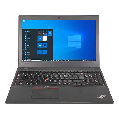 """Lenovo ThinkPad T550 Core i5 8GB 256GB SSD 15,6\"""" Full HD Windows 10 Pro (Generalüberholt)"""